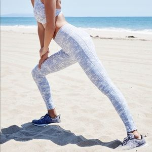 NWT Free People practice makes perfect leggings
